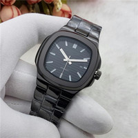 crime premium brand clock watch date men' s womenes divi...