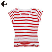 Wholesale- women Tops Tees 2015 summer women casual womens t-...