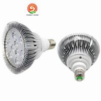 E27 E26 PAR38 9W LED Bulb Lights 9 LED lights PAR 38 Cool Warm White Light Spotlight Lamp Bulb