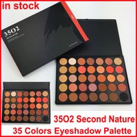 Newest makeup Palette 35O2 Eyeshadow Palette second Nature 5...