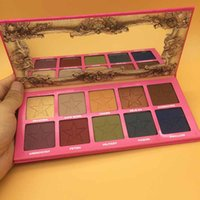 Dropshipping - Jeffree Star ANDROGYNY 10 CORES EYESHADOW PALETTE