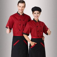 Restaurant Kitchen Uniforms wholesale kitchen uniforms - buy cheap kitchen uniforms from