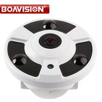 High Quality Panorama POE 2MP 1080P IP Camera With 360 Degre...