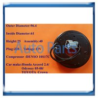 10S17C Kompressor Kupplungsspule für Honda Accord 2.4 / Odyssey / Toyota Crown