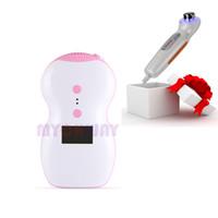 Ucuz Fiyat Taşınabilir Mini IPL Lazer Kalıcı Painfess Epilasyon Evde Kullanım Güzellik Makinesi + Ultrasonik Cihaz