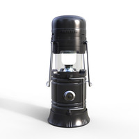 Multifunction Camping Lamps With Vibration Membrane Bluetoot...