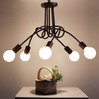 American Modern Personality Creative Chandelie Simple ceilin...