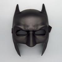 Nuovo Cosplay Batman V Superman Batman Mask per adulti Bambino Boys Kids Fancy Dress Costume --- Lovely