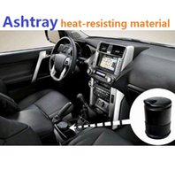 Car Ashtray for cup holder universal car with LED lamp hot f...