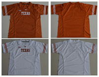 Customize Any Name Number Texas Longhorns Men College Footba...