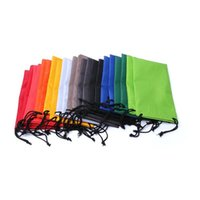 1000pcs Colorful Waterproof Dustproof Cloth Sunglasses Pouch...