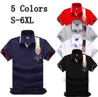Men' s lapel short sleeves polo shirt men' s T- shirt...