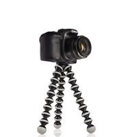 100шт Универсальный штатив Гибкий держатель гору Ручной мини держатель ручка для Hero HD камера Малый размер 0001