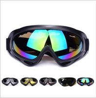 2017 fashion Snow Goggles Windproof UV400 Motorcycle Snowmob...