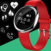 X9 Mini smart Wristband Bracelet impermeabile Blood Pressure Ossigeno Cardiofrequenzimetro Passometer Watch aggiornamento X9 mini band