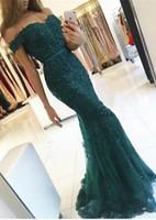 Emerald Green Elegant Appliques Evening Dresses 2017 Robe de Soiree Beaded Crystal Prom Gowns Backless Sweatheart Mermaid Vestido de Fiesta