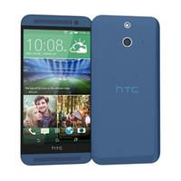 """Original HTC One E8 Quad-core RAM de 2 GB ROM 16GB Android telefone 5.0"""" telefone celular de tela WIFI GPS 13MP câmera Remodelado"""