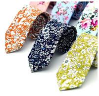 جديد أعلى العلاقات الأزهار الأزياء القطن بيزلي العلاقات للرجال corbatas الدعاوى ضئيلة vestidos ربطة العلاقات حزب خمر مطبوعة gravatas موك 30 قطع