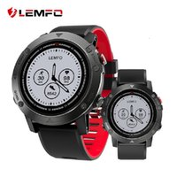 LEMFO LES3 Smart Watch GPS Waterproof IP68 Smartwatch Multip...