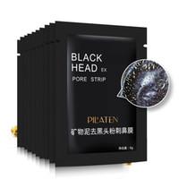 Pilaten Facial Minerals Conk Nose Blackhead Remover Mask Pore Cleanser Nose Black Head Cleaner 6G / PCS
