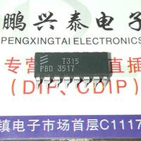 PBD3517. Stepper Motor Drive IC de circuitos integrados, doble en línea, paquete de plástico de 16 pines Chips, PDIP16 / NJM3517D2 Electronic Components
