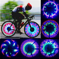 New Arrival Colorful Bicycle wheel Lights Bike Cycling Wheel...