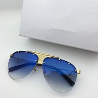 VE2178 Medusa Sunglasses Rimless Frame Pilot UV Protection M...