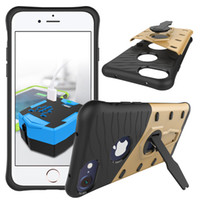 Heavy Duty Defender Rugged TPU PC Armor Sniper Case For iPho...