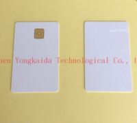 Wholesale- 500pcs lot Fudan4428 5528 copy smart card sle4428...