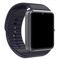 Smart Watch GT08 Bluetooth con ranura para tarjeta SIM y NFC Health Relojes para Android Samsung y Apple iPhone Smartphone pulsera Smartwatch