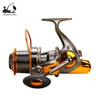 Spinning Reel 13+ 1 Ball Bearings baitcasting CNC rocker Sea ...