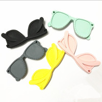 2018 New Lot of 10 - Silicone sunglasses teether, 2018 new si...