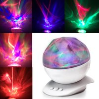 Diamond Aurora Borealis LED Projector Lighting Lamp Color Ch...