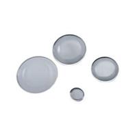 Konvexlinse KPT-110H K9 Plano, optische Linse, mehrschichtiger Antireflexionsfilm im nahen Infrarotbereich, Durchmesser: 25,4 mm, f: 75,0 mm
