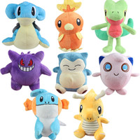 26 styles poke toys Squirtle Charmander Bulbasaur Pikachu Pl...