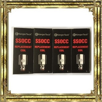 Kangterch Ssocc Coils NI200 0.15OHM SSocc 0.5 1.2 1.5 ohm per Kanger Subtank Nebox Atomizzatore subvod