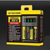 new Nitecore I4 Intellicharger Universal e cig Charger for 1...