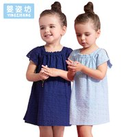 Yingzifang New 2017 Summer Casual Cute Fashion Girls Baby Dr...