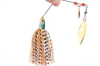 Lead Fish Metal Spoon Fishing Lure Bait Swing Carp Fish and ...