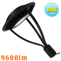80W led post top light for 320W metal halide replacement UL ...