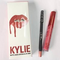 KYLIE JENNER Comestics LIP KIT Kylie Lip VALENTINE HEAD OVER...