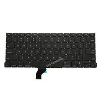 YENI ABD Klavye Macbook Pro Retina A1502 ABD klavye Orta 2013 yıl ME864 ME865