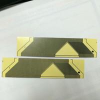 10 قطعة الشريط الكابل لبيجو 206 جايجر لوحة الميت بكسل إصلاح شقة lcd موصل لبيجو سيارة أداة العنقودية بكسل الإصلاح