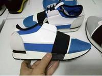 2017 venda sapatos casuais marca italiana Y-3 QASA RACER alta calçados esportivos respirável homens e mulheres casuais sapatos casal Y3 sapato esportes ao ar livre