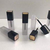 5ml Matt Clear Lip Gloss Tube, Empty Lipstick Packaging Bottl...