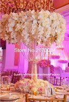 Düğün ve olay süslemeleri de yeni sıcak akrilik kristal Hint düğün mandap tasarımları