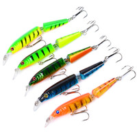 5- color 10. 5cm 9. 6g Hard Plastic Lures Fishing Hooks Fishhoo...