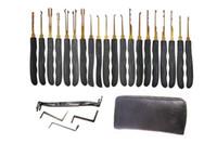 GOSO 24 개 자물쇠 픽업 세트 - 전문 자물쇠 제조사를위한 올인원 자물쇠 제조 업체 무료 전세계 배송