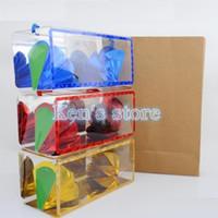 Große Super-Delux-Papiertüte, die aus einer leeren Schachtel eine Blume auftaucht Close Up Zaubertricks Dream Bag Große Illusion Magic Kid Gifts