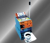 220V Nuovo Manuale Coppa Sigillatrice, plastica Coppa Sealer 400-500Cups / ore (standard tazza diametro: 7 cm, 7,5 centimetri, 9,5 centimetri)